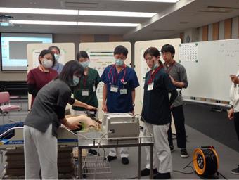 第4回市立宇和島病院JMECCの写真
